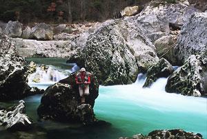 Lozere Peche Mouche - Stage et séjours de pêche en Lozère et à l'étranger